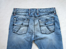 Camp David Herren Jeans  Nick,/Reguler fit Blue used, Größe W33 /L32  NEU