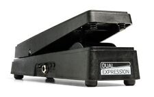 """Electro-Harmonix Dual Expression pedal w/ 2x 1'4"""" TRS cables"""