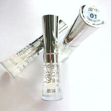 1 PZ GLAM SHINE L'OREAL 01 CLEAR CRYSTAL LIQUID LIP LUCIDALABBRA TRASPARENTE