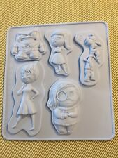Disney Inside Out Silicone Mould Baking Chocolate Cake Decoration Mold Shapes