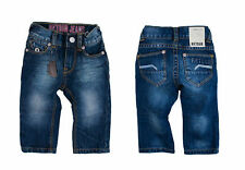 Baby-Hosen & -Shorts für Jungen im Jeans-Stil aus 100% Baumwolle ohne Muster