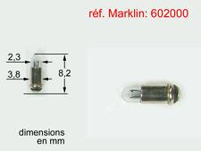 {B9535} Ampoule transparent réf. Marklin:602000