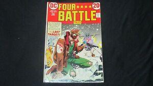 Four Star Battle Tales # 2 (May 1973 DC Comics)