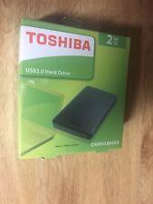 Toshiba CANVIO BASICS 2TB, Extern