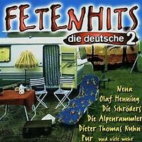 Fetenhits - Die Deutsche 2 von Various | CD | Zustand gut