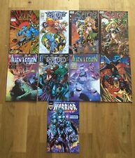 Lot de 19 Comics Divers VO