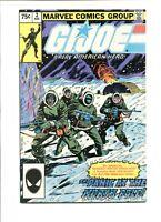 G.I JOE #2 2ND PRINT NM/MINT High Grade Marvel Comic Book FREE SHIPPING!