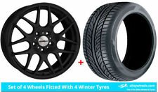Vivaro Calibre Aluminium Wheels with Tyres