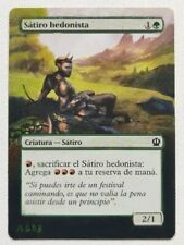 Satyr Hedonist  MTG Altered Hand painted