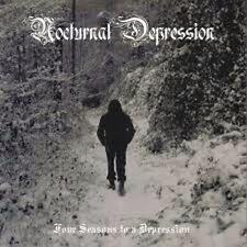NOCTURNAL DEPRESSION - Four Seasons to a Depression CD,neu