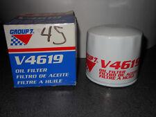 Group 7 V4619 Oil Filter