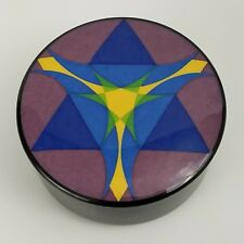 VILLEROY & BOCH Kaleidoscope No. 1 Trinket Box, Made in Luxembourg