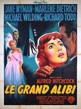 GRAND ALIBI (le)