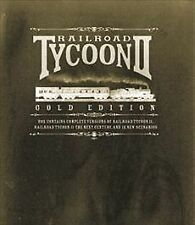 Railroad Tycoon 2 II: Gold Edition (PC, 1999)