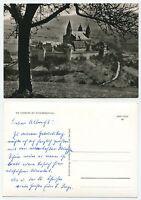 28897 - Die Comburg bei Schwäbisch-Hall - Echtfoto - alte Ansichtskarte