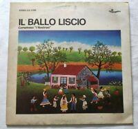 IL BALLO LISCIO LP CPMPLESSO I NOSTRANI 33 GIRI VINYL ITALY 1974 CLE21008 VG+/EX