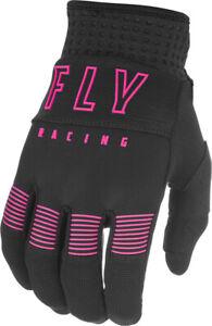 Fly Racing F-16 Glove (SZ 10, Black/Pink)