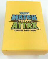 Topps Match Attax Vinyl Semi Rigid 70-card Squad box- NRL Standard Card