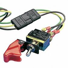 Longacre Combined Ignition & Starter Switch - Race/Rally/Motorsport