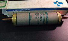 GOULD SHAWMUT RFS200 200 AMP 600 VAC RENEWABLE FUSE