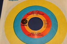 Joe South & The Believers Dont It Make You Want 45 From Co Vault Unopen Box NM *