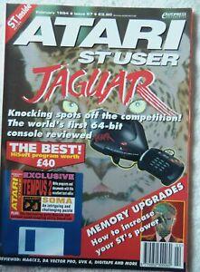 77059 Issue 97 Atari ST User Magazine 1994