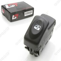 ELECTRIC WINDOW CONTROL SWITCH BUTTON BLACK FOR RENAULT MEGANE 1 I