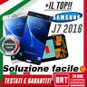 DISPLAY LCD+TOUCH SCREEN PER Samsung Galaxy J7 2016 J710 SM-J710FN SCHERMO VETRO