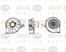 Hella AIR CONDITIONING INTERIOR BLOWER 8EW009157-111 OE 6Q1820015 6Q1820015C