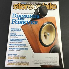 Stereophile Magazine September 2013 - The B&W's 804 Diamond Tower Speakers