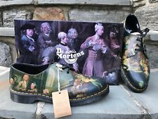 Dr Doc Martens 1461 Multi Hogarth Renaissance 3 Eye Shoes Mens US 13 #14583102