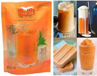 Thai Iced Hot Milk Tea Instant Powder 3 in 1 Original Thai Tea Number one Brand