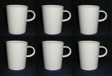 Arzberg PORCELANA Cucina BASIC BLANCO Taza de café juego de 6