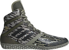 adidas Flying Impact Wrestling Shoes - Green