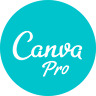 Canva Pro 1 Year Subscription | Unlimited Access | 1 Year Warranty