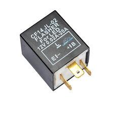 Tasso di Flash Fix Girare Segnale Lampeggiante relay LED Indicatore Lampadine da 3 PIN cf14 jl-02