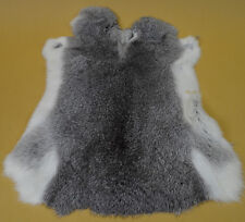 Kaninchen Hasen Fell Basteln Tierfell Kaninfell XL Großchinchilla 23