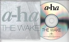 A-HA The Wake 2015 UK 1-track promo test CD Morten Harket Pal Waaktaar