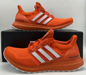 Adidas Ultra Boost 1.0 DNA Miami Hurricanes Retro Orange FY5812 Mens Size