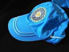 One 2011 BCCI Nike India Cricket World Cup ODI On Field Match Issue Mens Cap Hat