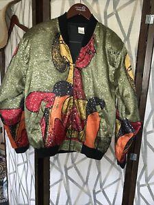 Vintage picasso jacket Size L