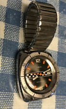 Vintage Timex F1 Racing Rally Divers Style cal 25 c.1976 made in GT Britain gc