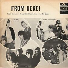 VA FROM HERE Golden Earrings/ Incrowd/ Hu & Hilltops/ Shoes 1966 or. HOLLAND lp