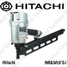 "Hitachi NR83A3(S) 3-1/4"" Plastic Collated Framing Nailer w/ FACTORY WARRANTY!"