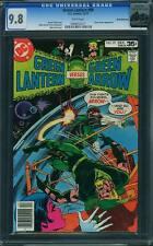 Green Lantern #99 CGC 9.8 DC 1977 Rocky Mountain cm