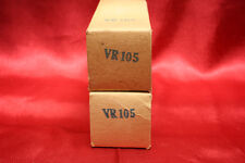 OC3 VR-105 Hytron New In Box Tubes.  2 Each, one matched pair.  Very Nice Tubes.