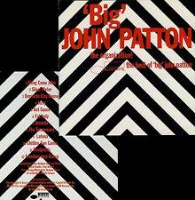 BIG JOHN PATTON  the organization !  THE BEST OF