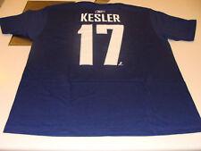Vancouver Canucks Ryan Kesler Name Number T Shirt XL