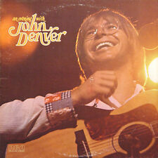 JOHN DENVER An Evening With US Press Rça Victor CPL0-0764 2 LP