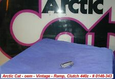 Arctic Cat Drive Clutch Ramp 440 Z # 0146-343 Vintage